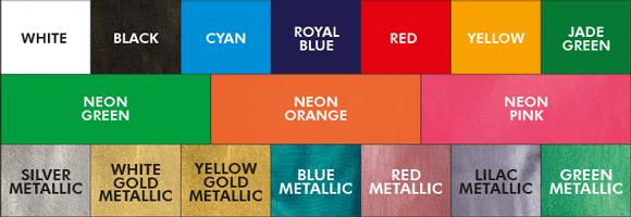 FOREVER Flex-Soft Colors