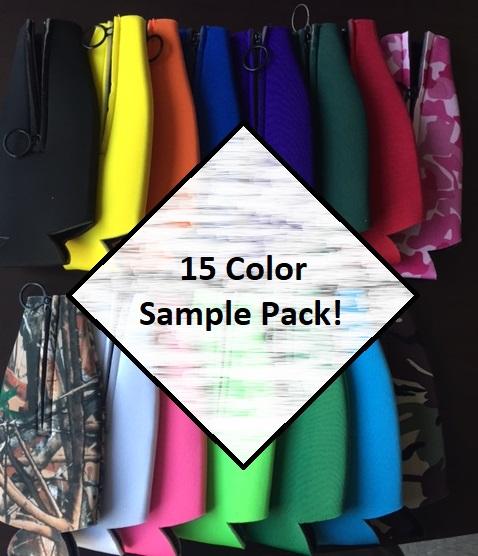Koozie Variety Sample Pack