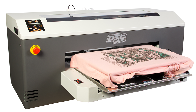 Picture of DTG M2 TShirt Printing Machine ... 22c6c6be54a4