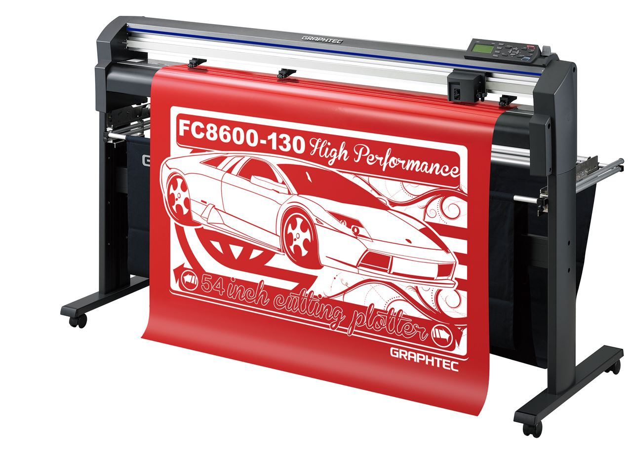 Graphtec Fc8600 Series High Performance Cutting Plotter