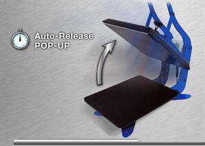 Picture of Digital Knight 16x20 Auto Clamshell Heat Press