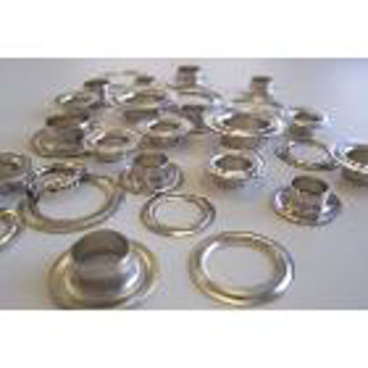 Picture of Nickel Grommets (500)