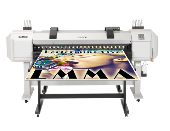 "Picture of 64"" Mutoh ValueJet 1617H Printer"