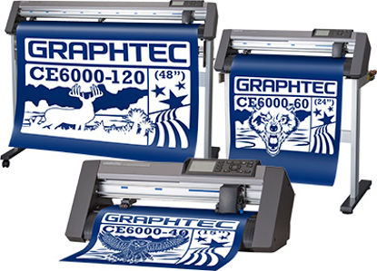 Picture of Graphtec CE6000 Series Professional Class Cutter Plotter