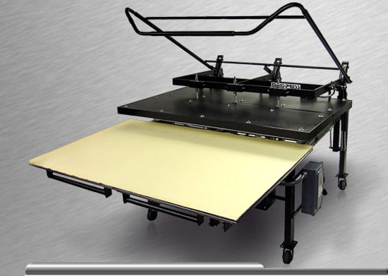 Picture of MaxiPress Manual Heat Press