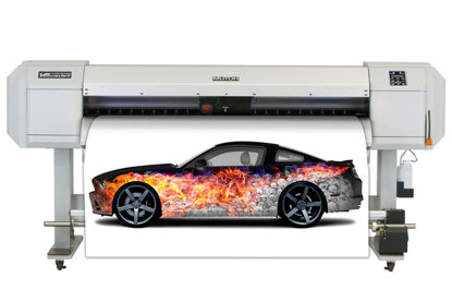 "Picture of 64"" Mutoh ValueJet 1628X Printer"