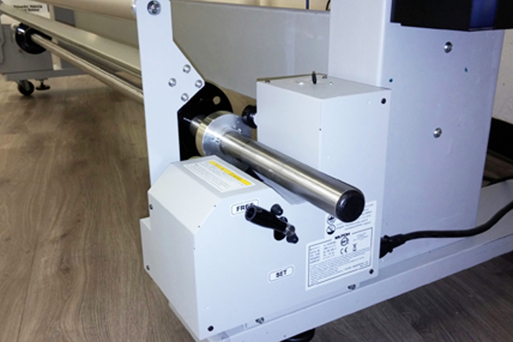 "Picture of 104"" Mutoh ValueJet 2638X Printer"