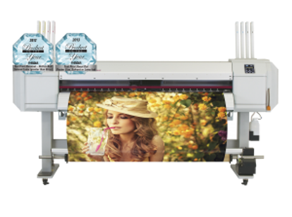 "Picture of 64"" Mutoh ValueJet 1638X Printer"