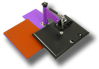 Picture of Digital Knight Jet Press 9x12 Swinger Heat Press