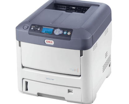 Picture of OKI C711WT (ES7411WT) Digital Color Laser Printer
