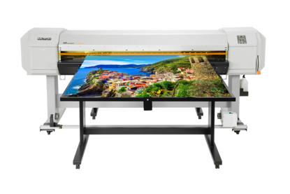 "Picture of 64"" Mutoh ValueJet 1638UH Dual Head UV-LED Printer"