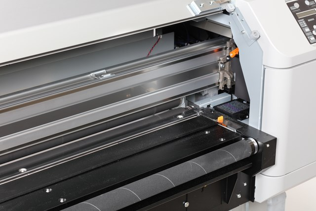 "Picture of 75"" Mutoh ValueJet 1938TX Printer"