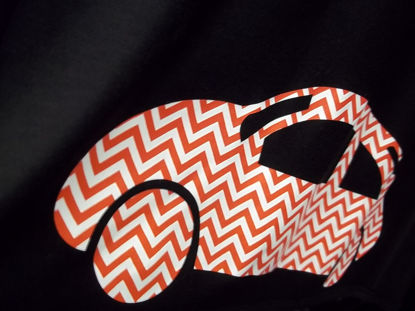 Picture of ThermoFlex SSP Chevron Heat Transfer Vinyl