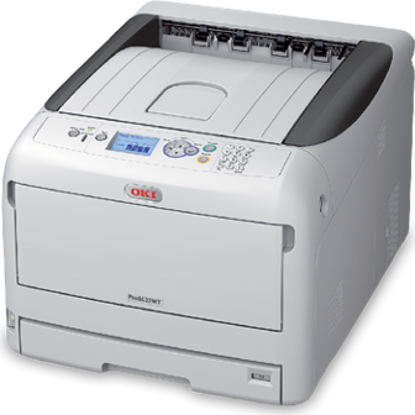 Picture of OKI Pro8432WT Digital LED Printer