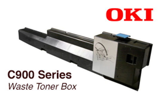 Picture of OKI Waste Toner Box C900 Series