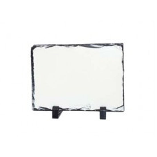 Picture of Slate Plaque Rectangle - Small
