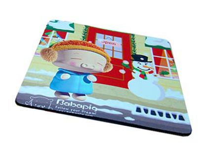 Picture of Textile Coated Mouse Pad