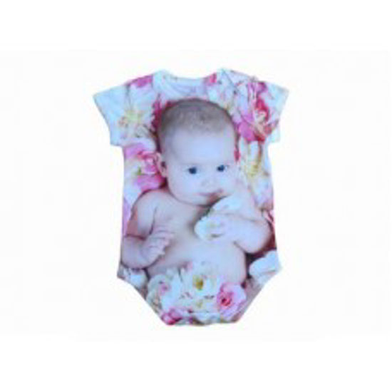 Picture of Baby Onesie Short Sleeve