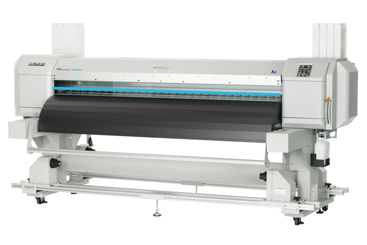 "Picture of 75"" Mutoh ValueJet 1948WX Printer"