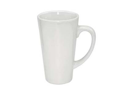 Picture of 17oz White Latte Mug