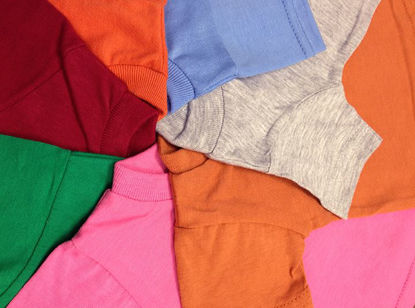 Picture of Mini-Tees Five Mixed Colors