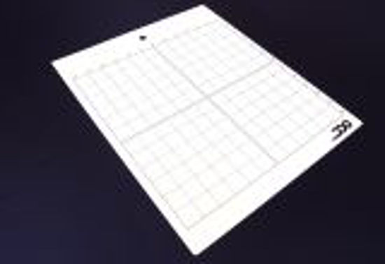 Picture of Adhesive Sheet 12 x 12 for iCraft 2.0 Portable Cutting Plotter