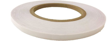 Picture of Optically Clear 1 mil Laminate Tape Edge