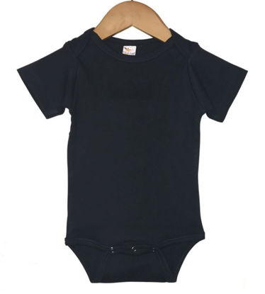 Picture of Cotton Baby Onesie Short Sleeve