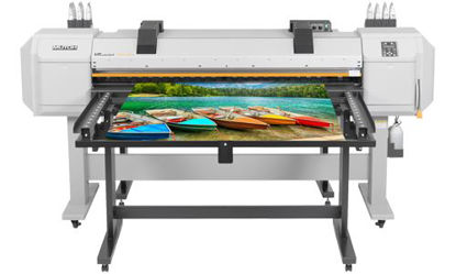 "Picture of 64"" Mutoh ValueJet 1627MH Printer"