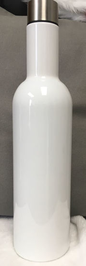 Picture of 25oz Stainless Steel Wine Bottles