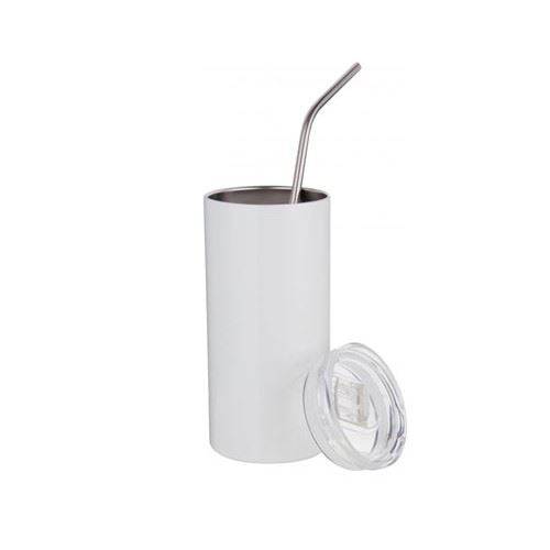 Picture of 17oz SSTumbler with Lid and Straw