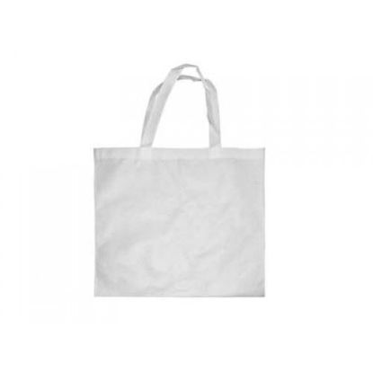 "Picture of 100% Polyester Shopping Bag 15""x 15.5"""