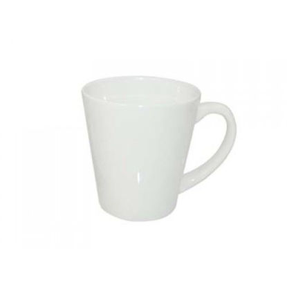 Picture of 12oz White Latte Mug