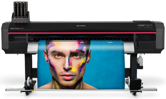 "Picture of 64"" Mutoh XpertJet 1641SR Printer"
