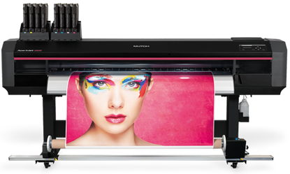 "Picture of 64"" Mutoh XpertJet 1682SR Printer"