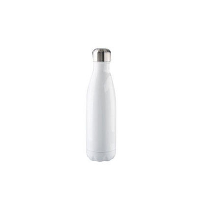 White Coke Bottle for Sublimation
