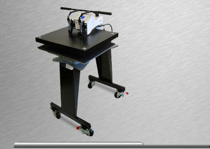 Picture of Digital Knight DK25S Digital Swinger 20 x 25 Heat Press
