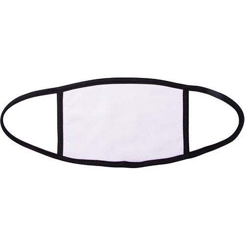 Picture of Polyester Mask with Black Edge / Elastic Ear - Small