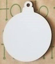 Picture of MDF Christmas Ball Ornament