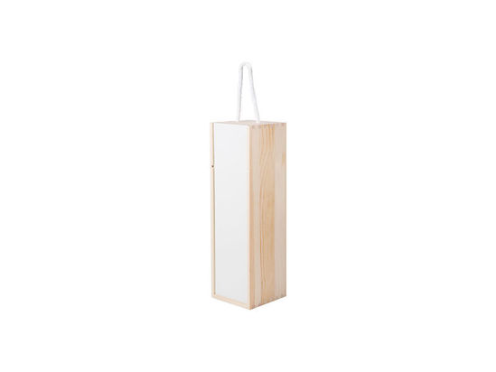 Picture of Natural Wooden Wine Case