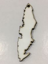 Picture of MDF Ornament - Vancouver Island
