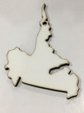 Picture of MDF Ornament - Labrador