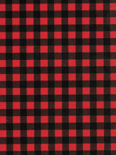 Picture of ThermoFlex FASHION Pattern PSV - Buffalo Plaid Red