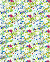 Picture of ThermoFlex FASHION Pattern PSV - Paint Splatter White