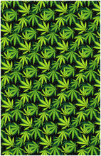 Picture of ThermoFlex FASHION Pattern PSV - Green Marijuana