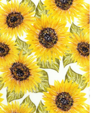 Picture of ThermoFlex FASHION Pattern PSV - Sunflower