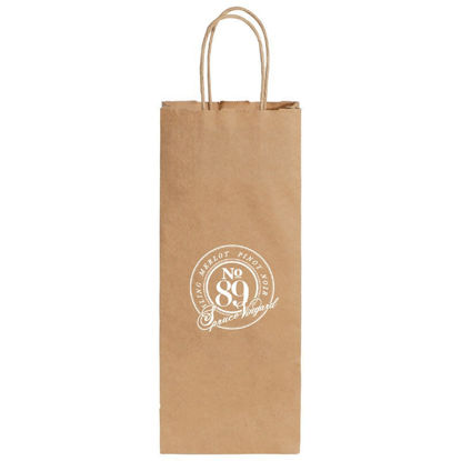 Picture of Recycled Paper Shopping Bags