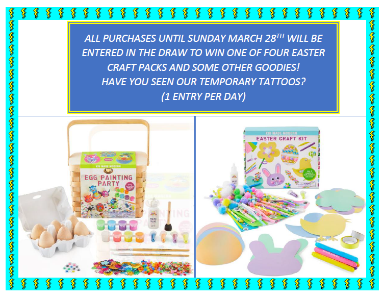Easter Craft Packs